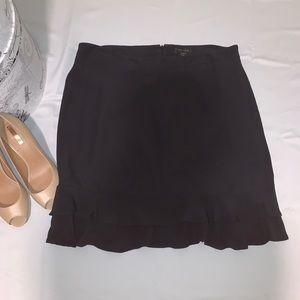 LAST CALL: Ann Taylor Flounce Skirt